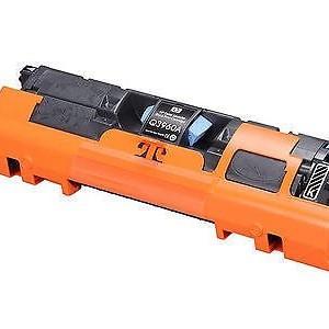 HP 122A (Q3960A) Black Toner Cartridge For HP LaserJet 2550 2800 Series Printer (Original OEM Pack)